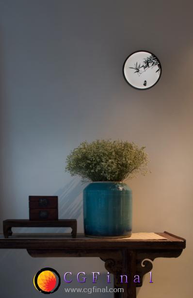欧普照明新中式照明场景应用惊艳亮相,东方风韵诠释别样空间氛围