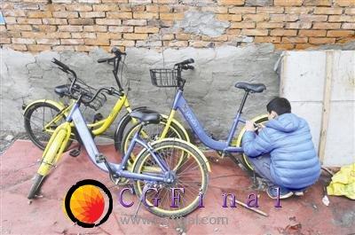 共享单车车锁现漏洞 成都一小学生5秒解锁