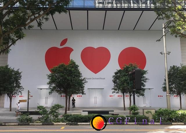 苹果东南亚第一家零售店本月末开业 地点在新加坡