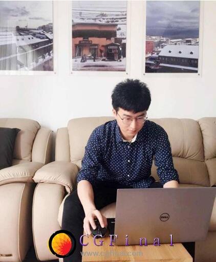 设计师李文博:神来之笔,为我创造更多灵感来源