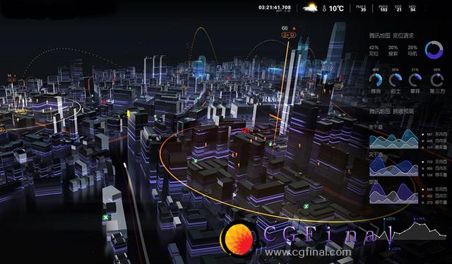 终极CGFinal多项黑科技亮相数博会 技术积累正借终极CGFinal云对外开放