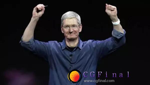 1.5亿,198万,44万,这三个数字就是苹果CEO库克