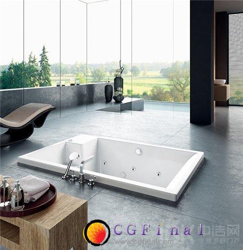全球300家顶级酒店都选择的浴缸原来是他?