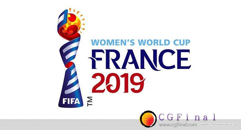 2019 年国际足联女子世界杯会徽和口号正式