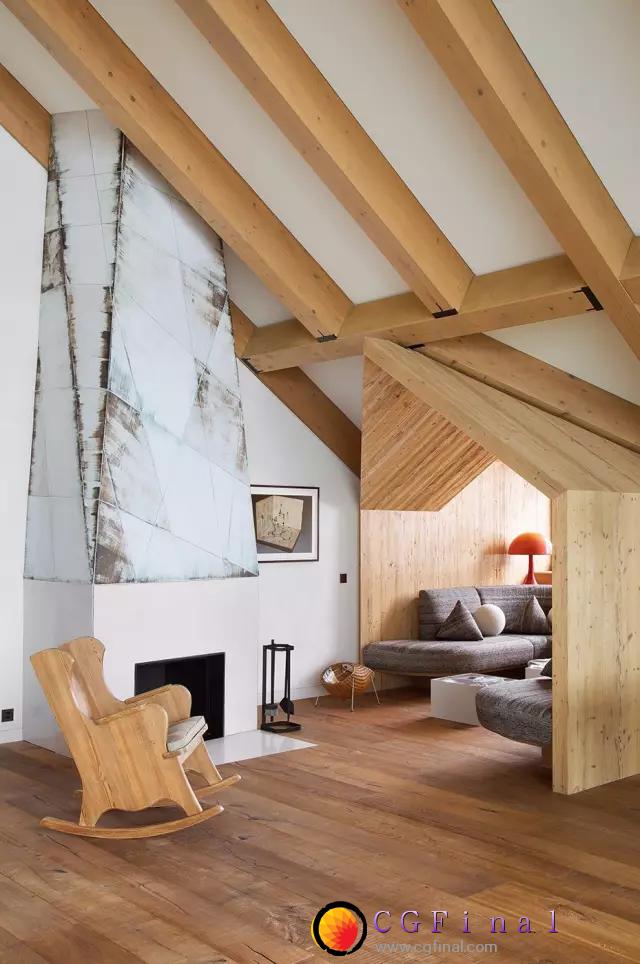 他35岁才学设计,却设计出最有腔调的家!