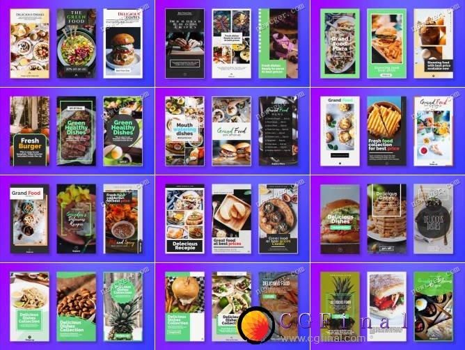 美食INS的AE模板.jpg